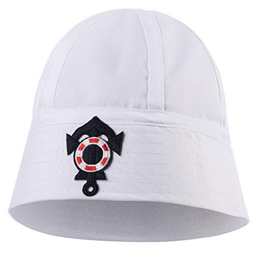thematys® Gorra de Marinero para Hombre Mujer Disfraz para Adultos y niños Carnaval - Talla única (B)