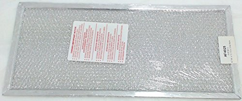 Af Replacement For JENN-AIR DOWNDRAFT ALUMINUM GREASE FILTER 71002111
