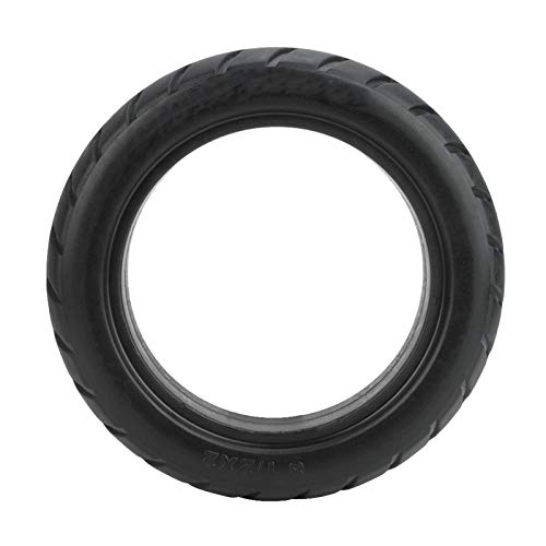 EVTSCAN Neumático de Scooter eléctrico, neumático Delantero Trasero sólido de la Cubierta de la Rueda del neumático para la Vespa eléctrica de Mijia M365