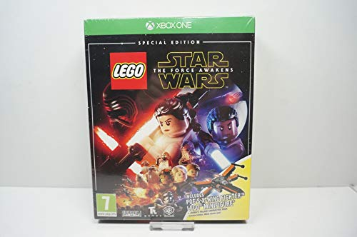 Warner Brothers - Lego Star Wars: The Force Awakens - Deluxe Edition (X-Wing Mini Set) /Xbox One (1 GAMES)