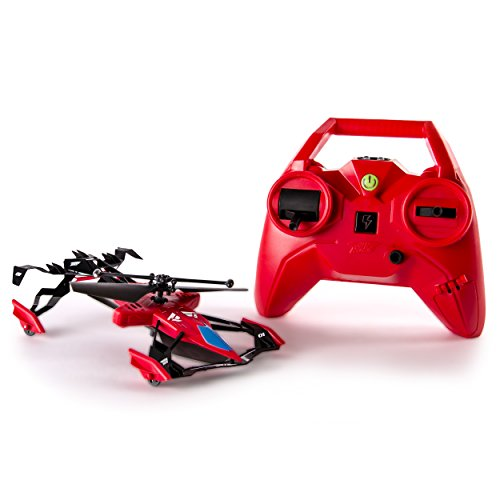 Air Hogs, Switchblade Ground and Air Race RC Heli...