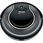 Shark RV750_N ION Robot Vacuum Cleaner Wi-Fi Automatic (Renewed) 5 Works with Alexa for voice control (Alexa device sold separately). Self-cleaning Brush roll captures short and long hair, dust, dander, and allergens to prevent everyday buildup in your home Smart sensor navigation seamlessly navigates floors and carpets while proximity sensors assess and adapt to surrounding obstacles
