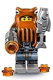 LEGO The Ninjago Movie 71019Figura–Diverse Mini Figuras (Shark Army–Octopus)