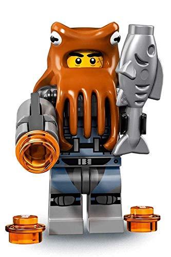 Lego The Ninjago Movie 71019 Figur - diverse Minifiguren ( Shark Army - Octopus )