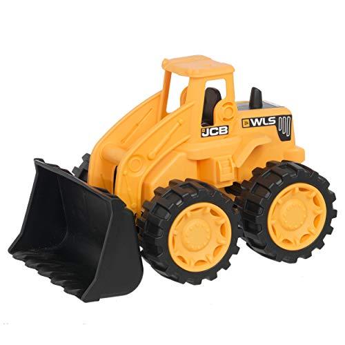 JCB - Kids Toys - JCB Construction Wheeled Loader Truck Toy - Kids' Play...