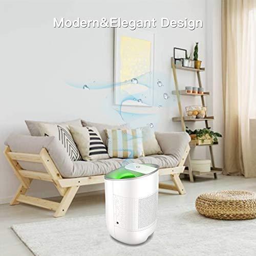 Product Image 2: Electric Mini Dehumidifier, 1500 Cubic Feet (170 sq ft)