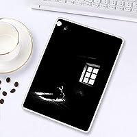 Huawei MediaPad M3 Lite 10.1インチタブケース用タブレットケース透明ソフトTPU塗装パターン極薄保護カバー (Z005)