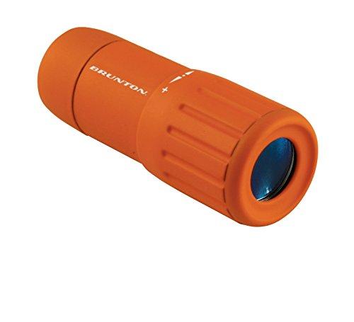 Brunton 'scope'jumelles 7 x 18 cm Orange Orange