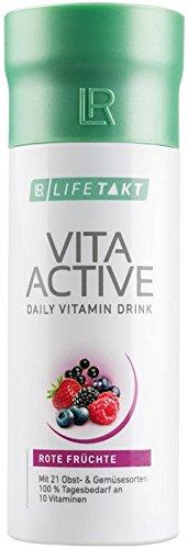 LR LIFETAKT Vita Active Rote Früchte Nahrungsergänzungsmittel 150 ml