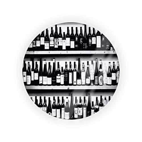 Botellas de vino vacías, cojín de aire, caja de cojín, cosmética, caja de maquillaje BB CC, contenedor para base de crema líquida