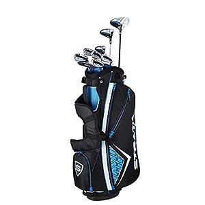 """キャロウェイゴルフ(Callaway Golf)2019メンズストラタス12ピースパッケージセット(右手、スチール)"""""""