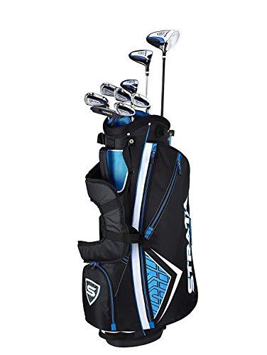 キャロウェイゴルフ(Callaway Golf)2019メンズストラタス12ピースパッケージセット(右手、スチール)
