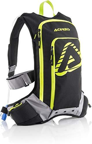 Acerbis Rucksack X-STORM DRINK BAG schwarz/gelb