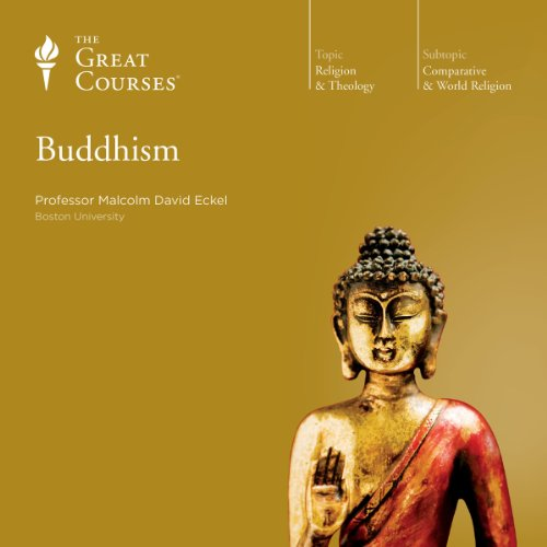 Buddhism cover art