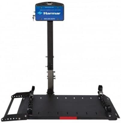 Harmar Mobility AL010 Micro Power Limited time sale Lift Automa Outside Wheelchair OFFicial store