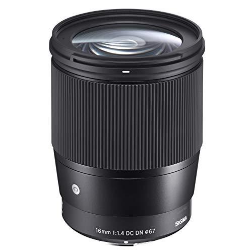 Sigma 16mm f/1.4 Contemporary DC DN Prime Lens Canon EF-M
