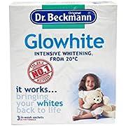 Dr Beckmann glowhite 3 pop in The wash sachets