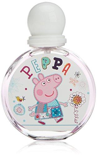 Peppa Pig Eau de Toilette pour Enfant, 50 ml