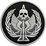 Call of Duty Task Force 141 Military Hook Loop Tactics Morale PVC Patch (color1)