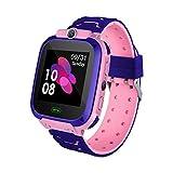 Reloj Inteligente para Niños con Posicionamiento LBS- SOS Anti-Lost Children's Smartwatch Phone...