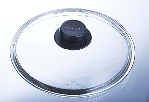 Pyrex Glass Lid 24cm