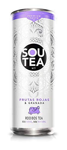 Sou Tea, Refresco de té verde natural con zumo sin colorantes ni...