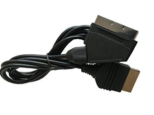 RGB AV Scart Kabel für Xbox Konsole 180cm Länge
