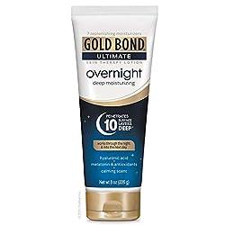 top rated Gold Bond Ultimate Overnight Deep Moisturizing Lotion, 8 oz Tube 2021