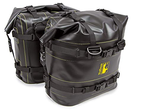 Wolfman Luggage Rocky Mountain Expedition Saddlebags