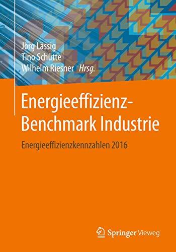 Energieeffizienz-Benchmark Industrie: Energieeffizienzkennzahlen 2016