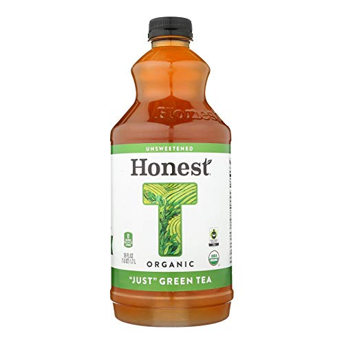"Honest Tea Organic ""Just"" Green Tea 59 oz - Pack of 8"