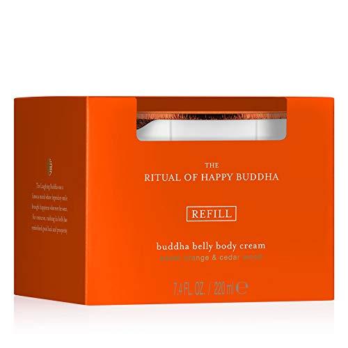 RITUALS The Ritual of Happy Buddha Körpercreme zum Wiederbefüllen, 220 ml