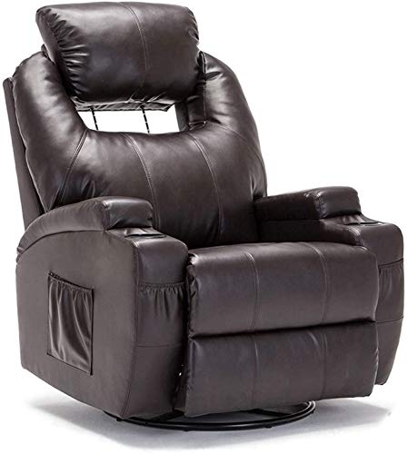 Mecor Massage Recliner Chair 360 Degree Swivel