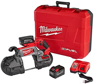 Milwaukee 2729-22HD M18 FUEL Deep Cut Band Saw Kit