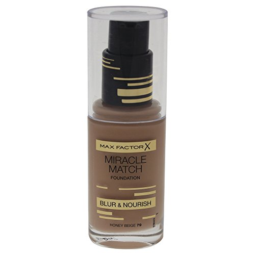 Max Factor Miracle Match Foundation Nr.79 Honey Beige