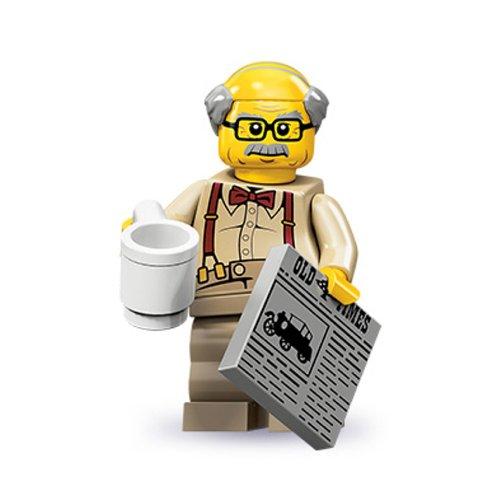 Lego 71001 Series 10 Minifigure Grandpa