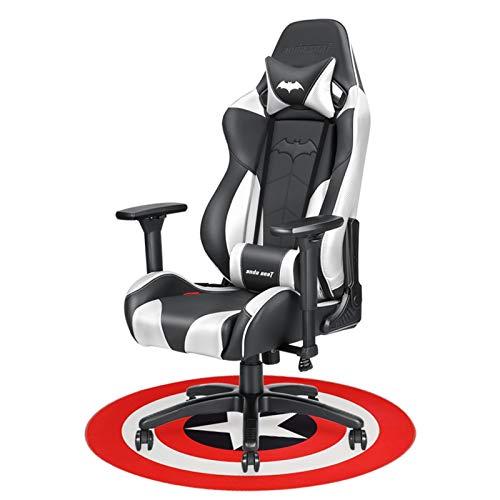 HFPTL Hohe qualität einfache Mode Gaming Stuhl ergonomisch Computer Armchair Anker Home Cafe Spiel wettbewerbsfähige Sitze Bossstuhl freies Verschiffen (Farbe : Batman)