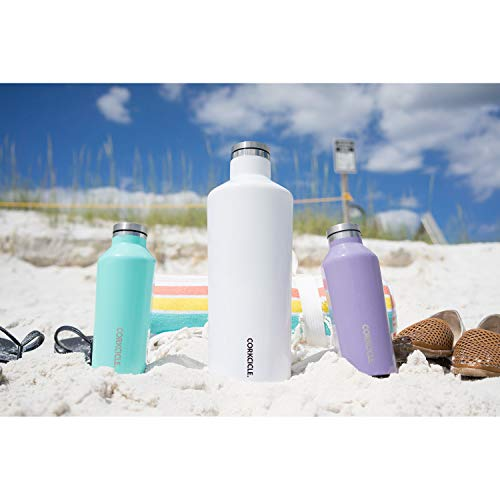 SPICEOFLIFE(スパイス)水筒ステンレスボトルCANTEENCORKCICLEターコイズ470ml16oz保冷保温真空断熱2016GT
