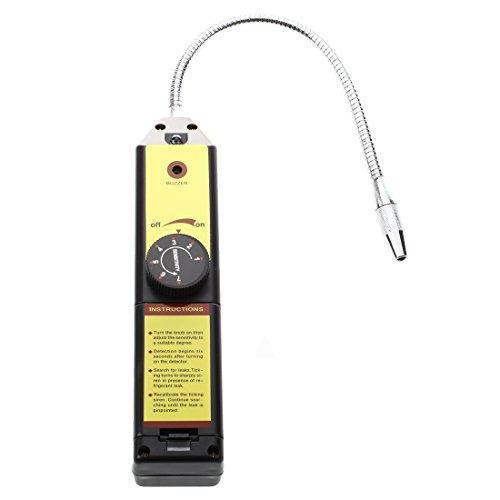 tellaLuna Freon Detector de fugas de halógeno automático R134a R410a R22a Aire acondicionado HVAC