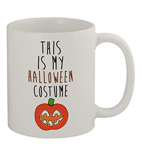 Este es mi disfraz de Halloween # 189 - Taza de caf de cermica con humor divertido, regalos para el da de la madre, novedad, tazas divertidas, regalo de 11 oz