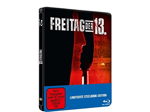 Freitag der 13. Teil 1 - Limited Steelbook Edition - Blu-ray