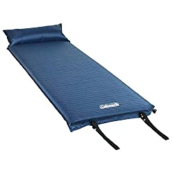 Image of Coleman Self-Inflating Camping Pad with Pillow: Bestviewsreviews