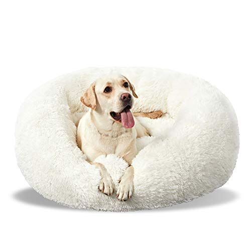 ANWA WASHABLE DOG ROUND BED