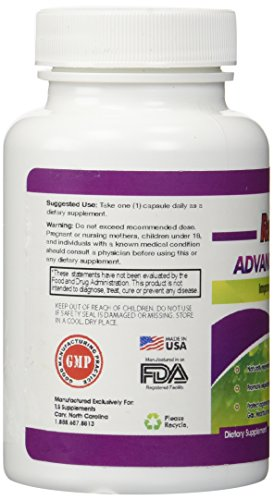 #1 Best All Natural Advanced Probiotic Supplement - Stabilize Your Digestive System - 60 Day Supply with 100% Money Back Guarantee