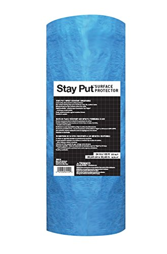 Stay Put Surface Protector, 24-inch x 100-feet