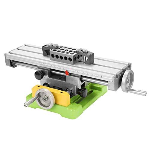 Mini Compound Bank Fräsen Arbeitstisch Arbeits Vise Maschine Bohren Schlitten 6350 Drehbank ZubehöR Schaftdrehmaschine