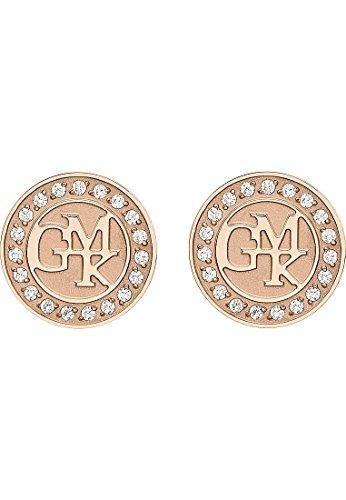 GMK Collection By CHRIST Damen-Ohrstecker Edelstahl 38 Zirkonia One Size Rosé 32002696
