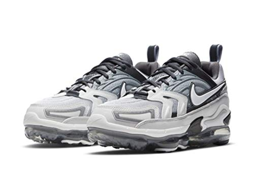 Nike Air Vapormax EVO, Zapatillas para Correr Hombre, Wolf Grey White Anthracite Dark Grey, 40.5 EU