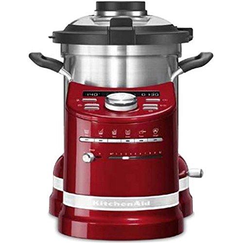 KitchenAid Robot de Cozinha Artisan 5KCF0104ECA Candy Apple