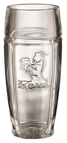 6 Stück Glas Kozel 0,5 l Halbliterglas Bierglas Humpen Seidel